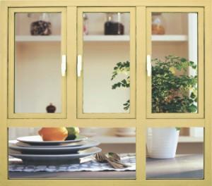 3600型节能平开气密窗…