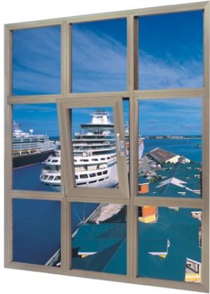 3700型节能平开气密窗…