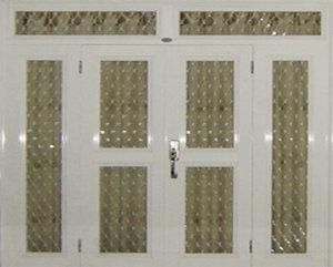 2000型防盗门